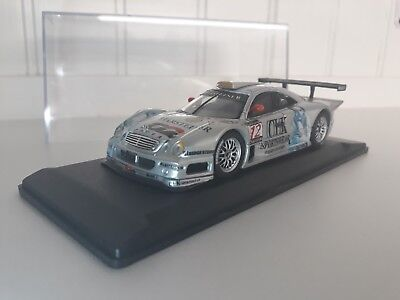 MERCEDES BENZ CLK 1/43 Ludwing no dtm