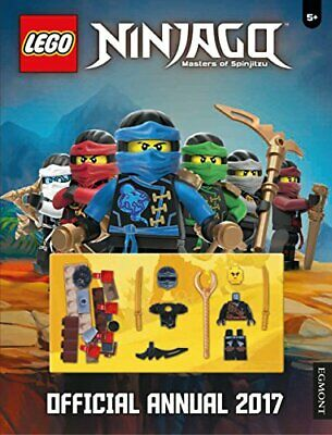 Official Lego� Ninjago Annual 2017 (Egmont Annuals) by UK, Egmont Publishing The