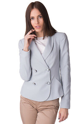 EMPORIO ARMANI Blazer Jacket Size 38 / XS Double Breasted Made in Italy RRP €920
