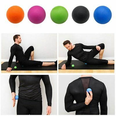 Massage balls (LaCrosse) Firm trigger point stress relief. Crossfit Physio LA
