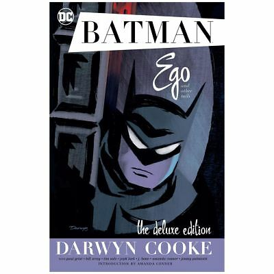 New DC Comics Batman Ego And Other Tails Deluxe Edition Hardback Official