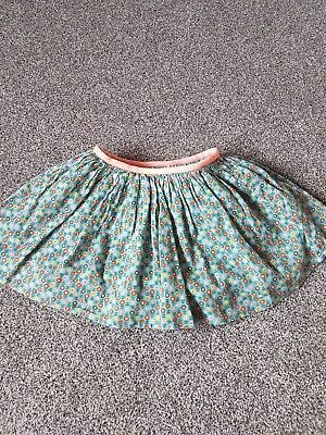 girls floral lined skirt from NEXT age 6-9months