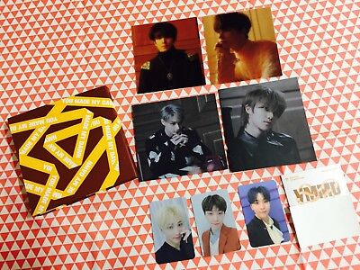 Seventeen 6th mini album You made my dawn eternal ver. separated item