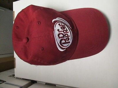 Dr Pepper Ball Cap Never Been Used