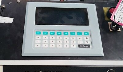 Ge Fanuc Afe Ic752Dph000-Bc Datapanel Model H