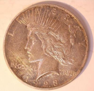 1923 D Liberty Peace Silver Dollar ***Special*** (SLD2019a)