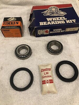 Front Wheel Bearing Kit , QWB158c For Ford Fiesta 1.3 , 1.6 And Xr2  1976-80