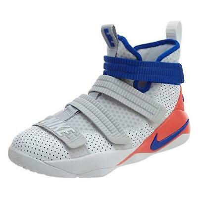 ac723e80bbcf Nike Lebron Soldier Xi Sfg (Gs) Basketball Shoes Aj5123 101 New Size 7Y  Youth