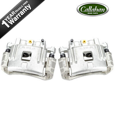 Front OE Brake Calipers Pair For Chevy Colorado GMC Canyon
