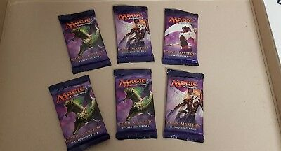 Magic the Gathering 6 Booster Iconic Masters