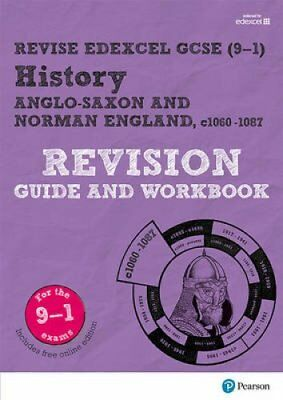 Revise Edexcel GCSE (9-1) History Anglo-Saxon and Norman Englan... 9781292169743