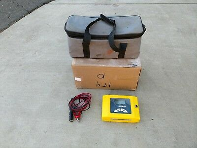 Rycom Transmitter Model 8869 w/case and direct connects