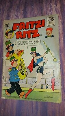 Fritzi Ritz #49 G Marching Band in good condition