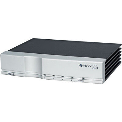 Brand New and Free Shipping!!! Vicon KTX-4V4 Video Encoder