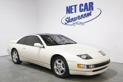 1990 Nissan 300ZX  PRISTINE NISSAN 300ZX  RARE 5SPEED 2+2 T-TOPS LOW MILES