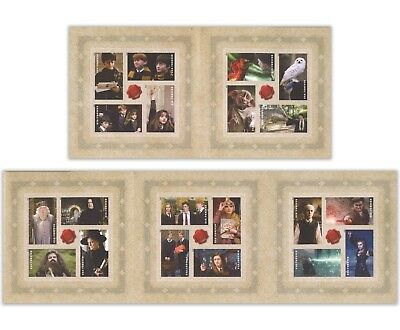USA 2013 Harry Potter Self-adhesive 20 Forever Stamps Booklet Mint Unhinged MUH