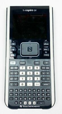 TI-Nspire CX Graphing Calculator by Texas Instruments
