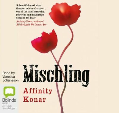 NEW Mischling By  Affinity Konar  Audio CD Free Shipping