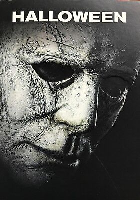 Halloween DVD & Slipcover (2018) **AUTHENTIC DVD** Brand New Free Shipping