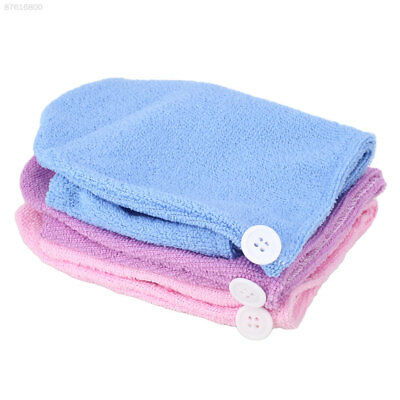 8942 Comfortable GBD Towel Cap Hair-Drying Bathing Quick Dry Soft
