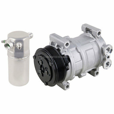 AC Compressor w// A//C Repair Kit For Chevy S10 Blazer GMC Sonoma Isuzu /& Olds BPF
