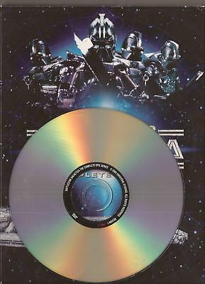 Battlestar Galactica The Complete Epic Series (DVD) Disc 4 Replacement Disc!