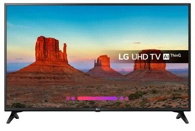 "Smart TV LG 49UK6200PLB 49"" LED UHD WIFI Negro - IR-Shop"