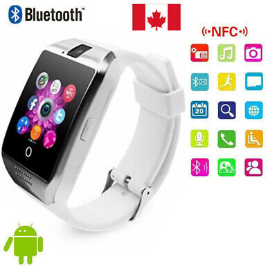 Bluetooth Q18 Smart Watch For Android HTC Samsung LG + SIM Slot NEW