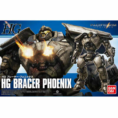 Pacific Rim HG BRACER PHOENIX Plastic Model Kit Authentic BANDAI Japan P200