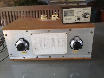 Antenna tuner and matched dipole cb / ham  radio