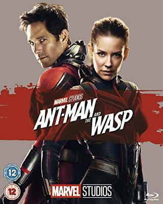 Ant-Man and the Wasp [Blu-ray] [2018] - DVD  LDVG The Cheap Fast Free Post