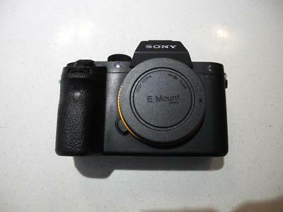 Sony Alpha a7R II 42.4MP Digital SLR Camera - a7RII - Read Description
