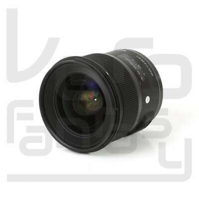 NEW Sigma 24mm f/1.4 DG HSM Art Lens for Canon EF
