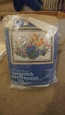 Something Special Needlepoint Kit -Springtime