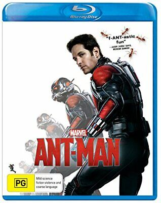 Ant-Man - DVD  BSVG The Cheap Fast Free Post
