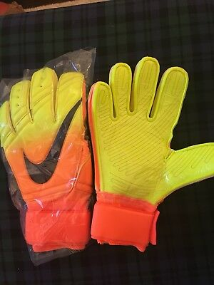 Nike Premier SGT PROMO size 10 Goalkeeper Gloves. Best Spec.