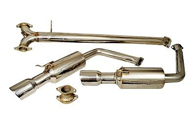 Injen SES1330 Cat-Back Exhaust System Fits 11-14 Sonata