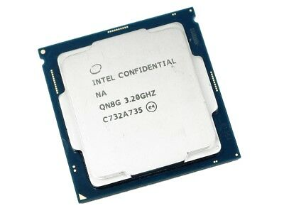 Intel Core i7 8700K ES QN8G 3.2GHz Turbo to 4.2GHz 6 Core 95W Unlocked US
