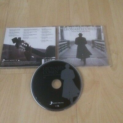 Leonard Cohen - Songs From The Road (2010 Cd Album) Mint Condition