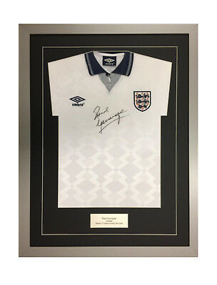 Frame For Any Signed Football Shirt Plus Plaque