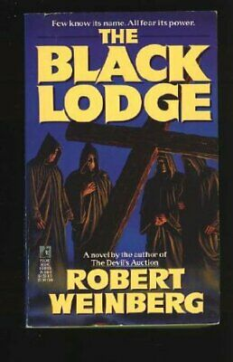 Black Lodge by Weinberg Paperback Book The Cheap Fast Free Post