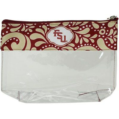 release date: 6eefd 373ca Florida State Seminoles Clear Travel Pouch