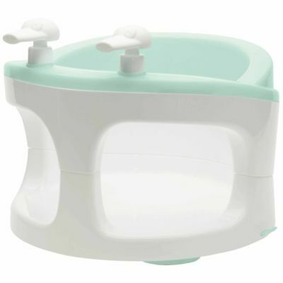 Bébé-Jou Bath Ring Green Baby Activity Tub Bathing Support Seat Chair 417526