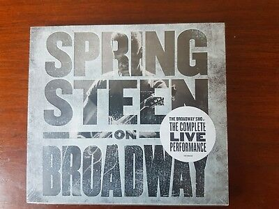 Bruce Springsteen - Springsteen on Broadway. New CD.