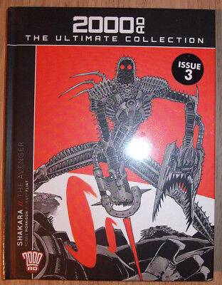 2000AD Ultimate Collection Issue 3/Volume 57: Shakara, The Avenger. New&Sealed.