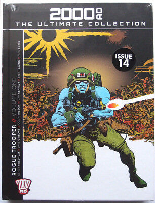 2000AD Ultimate Collection Issue14/Vol47: Rogue Trooper, Volume One, New&Sealed.