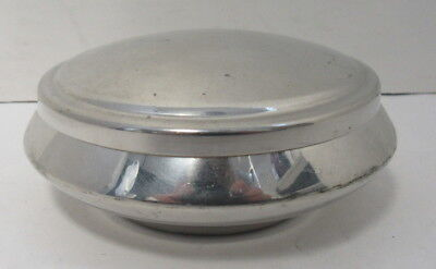 "Salisbury Pewter 3"" Queen Anne Jewel Box"