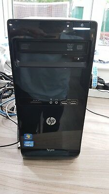 HP PRO 3400 MT Core i3 2120 3.3GHz 4GB Ram 500GB HDD Windows 7 Pro
