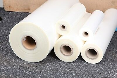 Roll Encapsulation Film Lamination Matt Gloss ImageCare Superstick Ezload GBC