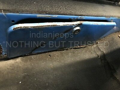 Tool Box Lid Or Tool Box Cover Jeep Mahindra  Cj340Dp Cj540Dp Mm540Dp